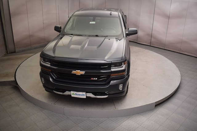 2018 Silverado 1500 Double Cab 4x4, Pickup #C180748 - photo 29