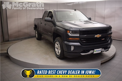2018 Silverado 1500 Double Cab 4x4, Pickup #C180748 - photo 1