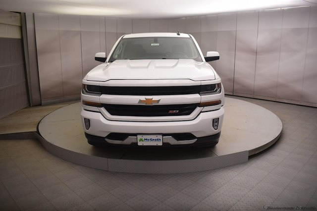 2018 Silverado 1500 Double Cab 4x4,  Pickup #C180755 - photo 4