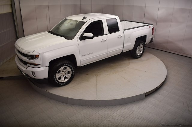 2018 Silverado 1500 Double Cab 4x4,  Pickup #C180755 - photo 31
