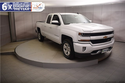 2018 Silverado 1500 Double Cab 4x4,  Pickup #C180755 - photo 1