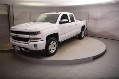 2018 Silverado 1500 Double Cab 4x4,  Pickup #C180755 - photo 5