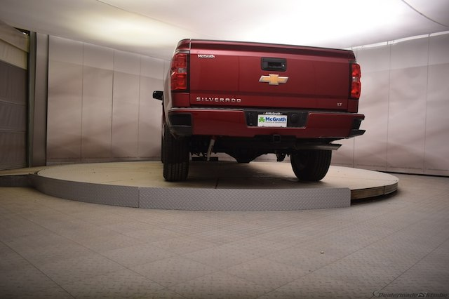 2018 Silverado 1500 Double Cab 4x4, Pickup #C180762 - photo 21