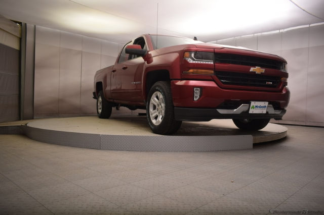 2018 Silverado 1500 Double Cab 4x4, Pickup #C180762 - photo 22