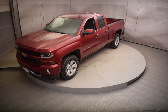 2018 Silverado 1500 Double Cab 4x4, Pickup #C180762 - photo 30