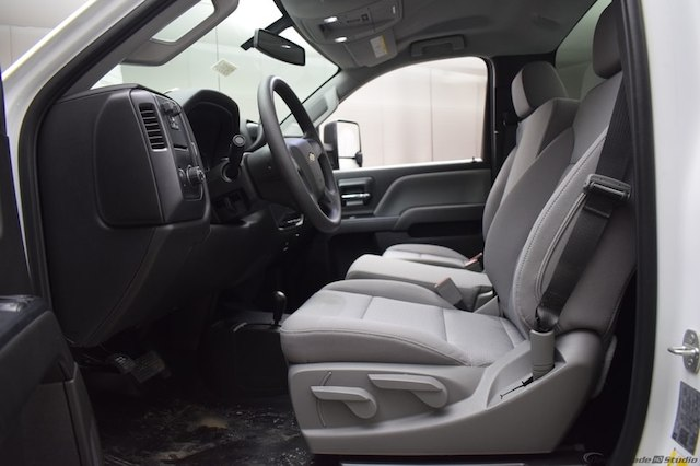 2018 Silverado 2500 Regular Cab 4x4, Pickup #C180864 - photo 11