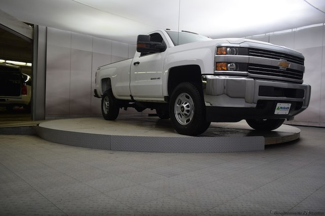 2018 Silverado 2500 Regular Cab 4x4, Pickup #C180864 - photo 22