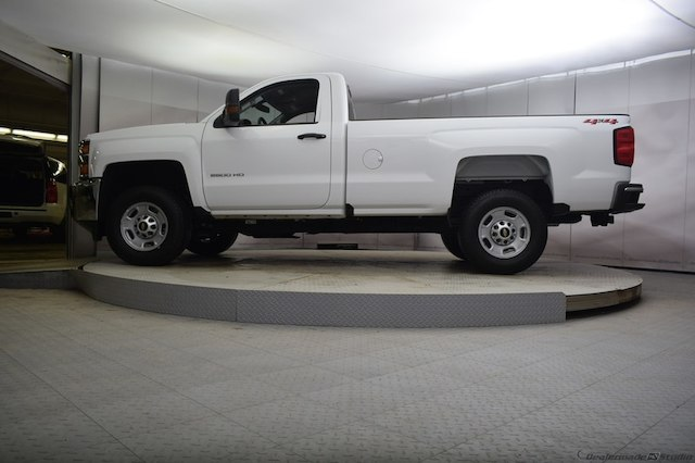2018 Silverado 2500 Regular Cab 4x4, Pickup #C180864 - photo 6