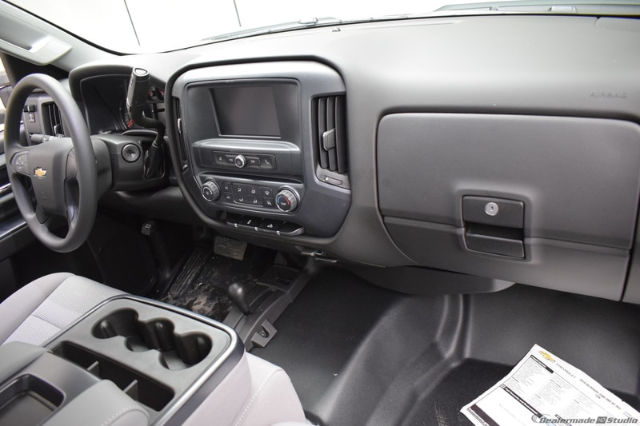 2018 Silverado 2500 Regular Cab 4x4, Pickup #C180864 - photo 8