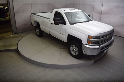 2018 Silverado 2500 Regular Cab 4x4, Pickup #C180864 - photo 3