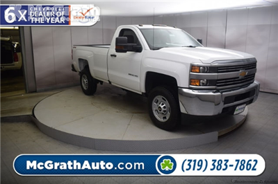 2018 Silverado 2500 Regular Cab 4x4, Pickup #C180864 - photo 1