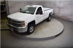2018 Silverado 2500 Regular Cab 4x4, Pickup #C180864 - photo 29