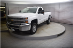 2018 Silverado 2500 Regular Cab 4x4, Pickup #C180864 - photo 5