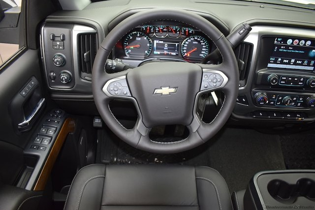 2018 Silverado 1500 Double Cab 4x4,  Pickup #C180911 - photo 10