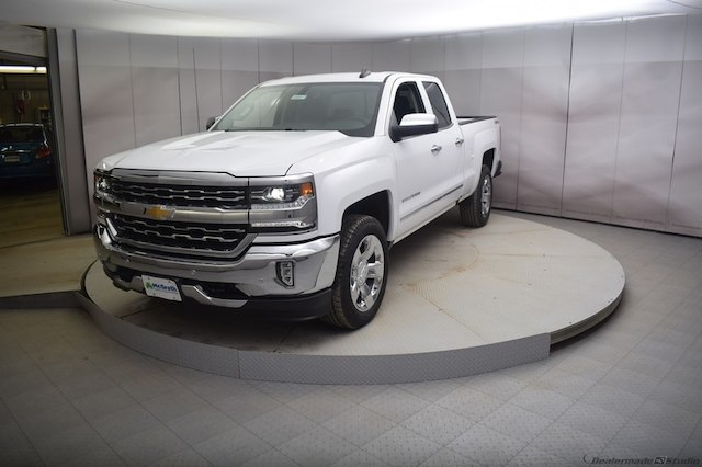 2018 Silverado 1500 Double Cab 4x4,  Pickup #C180911 - photo 5