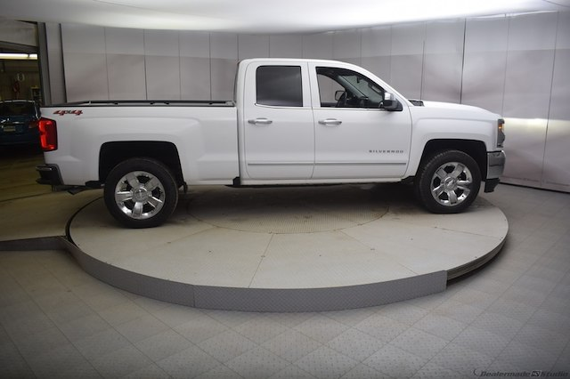 2018 Silverado 1500 Double Cab 4x4,  Pickup #C180911 - photo 25