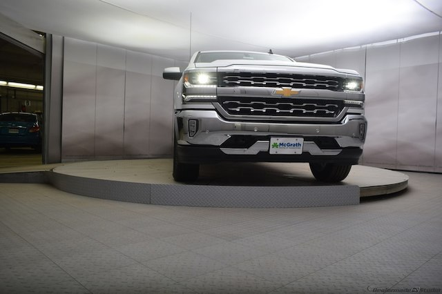 2018 Silverado 1500 Double Cab 4x4,  Pickup #C180911 - photo 31
