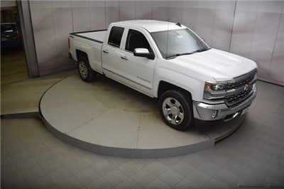 2018 Silverado 1500 Double Cab 4x4,  Pickup #C180911 - photo 3