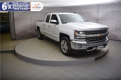 2018 Silverado 1500 Double Cab 4x4,  Pickup #C180911 - photo 1