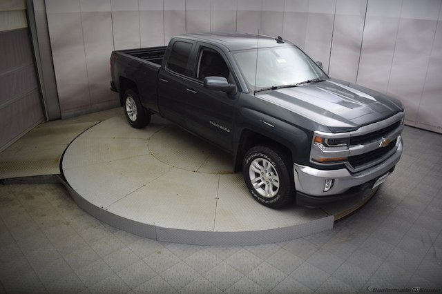 2018 Silverado 1500 Double Cab 4x4,  Pickup #C180922 - photo 3