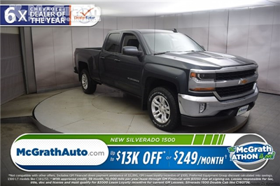 2018 Silverado 1500 Double Cab 4x4,  Pickup #C180922 - photo 1