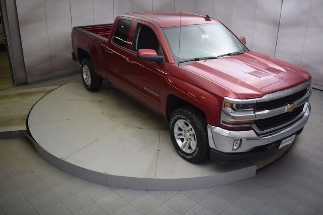 2018 Silverado 1500 Double Cab 4x4, Pickup #C180932 - photo 3