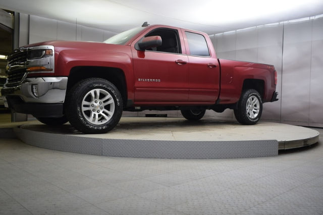 2018 Silverado 1500 Double Cab 4x4, Pickup #C180932 - photo 24