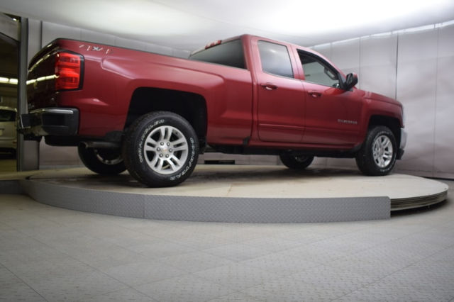 2018 Silverado 1500 Double Cab 4x4, Pickup #C180932 - photo 27