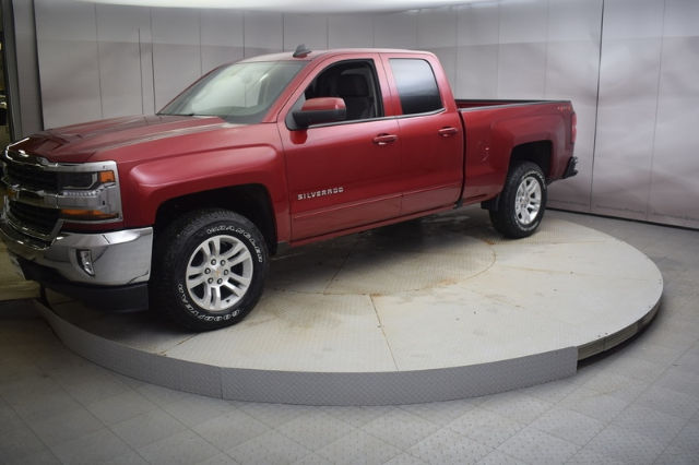 2018 Silverado 1500 Double Cab 4x4, Pickup #C180932 - photo 5