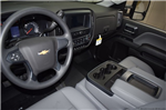 2018 Silverado 3500 Regular Cab DRW 4x4, Knapheide PGNB Gooseneck Platform Body #C180965 - photo 12