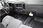2018 Silverado 3500 Regular Cab DRW 4x4, Knapheide PGNB Gooseneck Platform Body #C180965 - photo 9