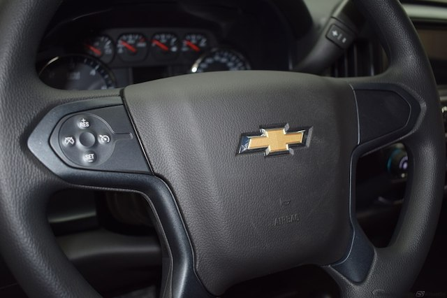 2018 Silverado 1500 Crew Cab 4x4,  Pickup #C180976 - photo 11