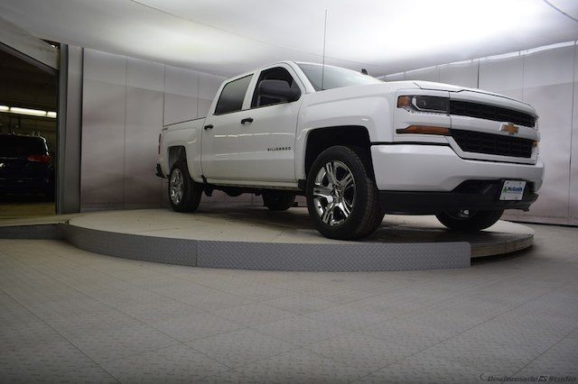 2018 Silverado 1500 Crew Cab 4x4,  Pickup #C180976 - photo 19