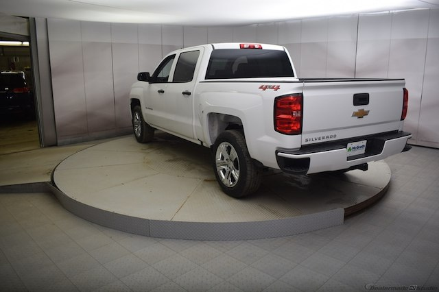 2018 Silverado 1500 Crew Cab 4x4,  Pickup #C180976 - photo 18