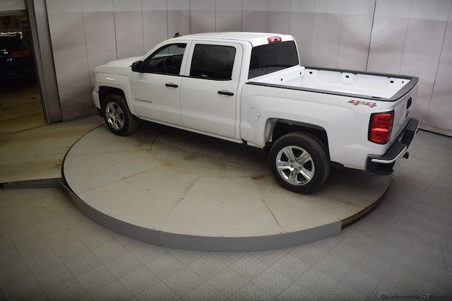 2018 Silverado 1500 Crew Cab 4x4,  Pickup #C180976 - photo 24