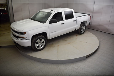 2018 Silverado 1500 Crew Cab 4x4,  Pickup #C180976 - photo 28