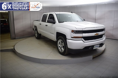 2018 Silverado 1500 Crew Cab 4x4,  Pickup #C180976 - photo 1
