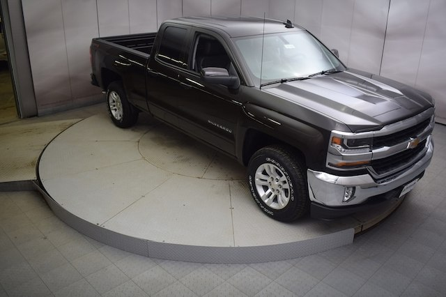 2018 Silverado 1500 Double Cab 4x4,  Pickup #C181008 - photo 4