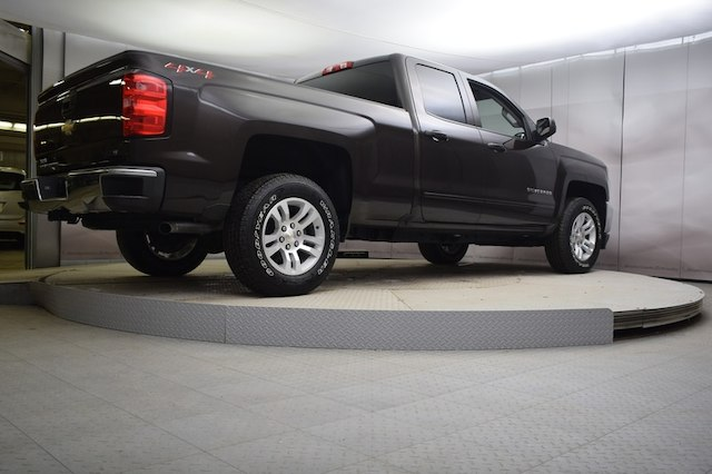 2018 Silverado 1500 Double Cab 4x4, Pickup #C181008 - photo 2