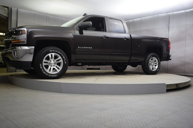 2018 Silverado 1500 Double Cab 4x4,  Pickup #C181008 - photo 26