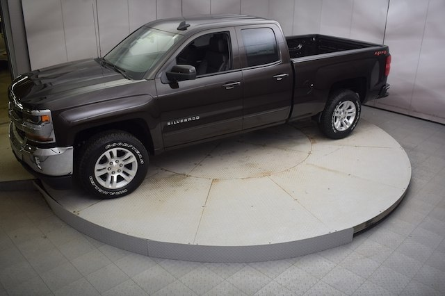 2018 Silverado 1500 Double Cab 4x4,  Pickup #C181008 - photo 31