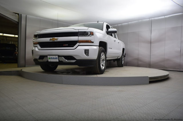 2018 Silverado 1500 Double Cab 4x4, Pickup #C181047 - photo 23