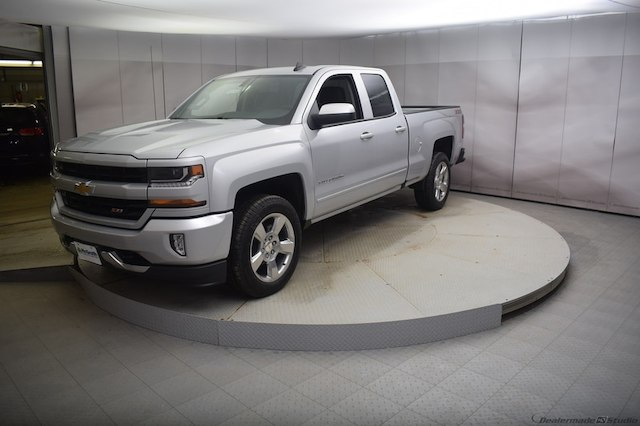 2018 Silverado 1500 Double Cab 4x4,  Pickup #C181155 - photo 6