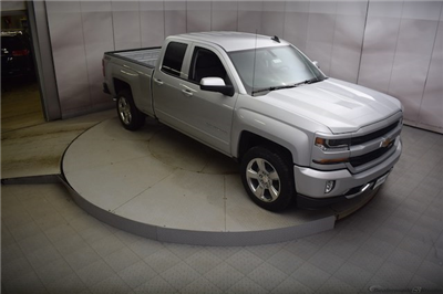 2018 Silverado 1500 Double Cab 4x4,  Pickup #C181155 - photo 4