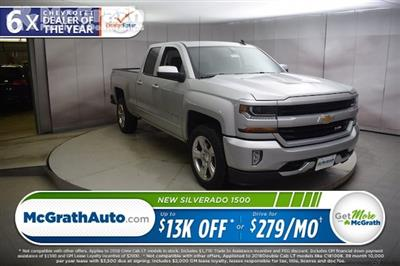 2018 Silverado 1500 Double Cab 4x4,  Pickup #C181155 - photo 1