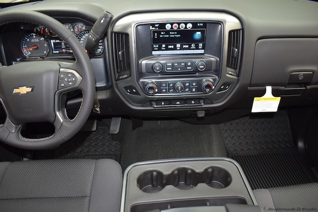 2018 Silverado 1500 Double Cab 4x4,  Pickup #C181173 - photo 7
