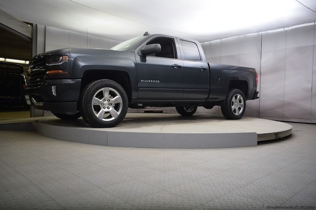 2018 Silverado 1500 Double Cab 4x4,  Pickup #C181173 - photo 16