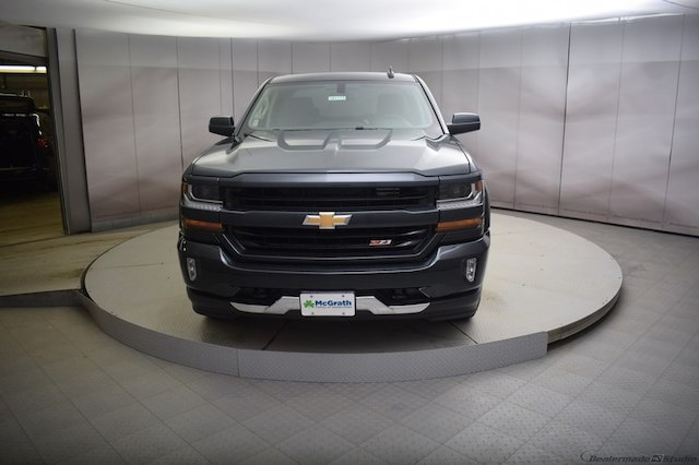 2018 Silverado 1500 Double Cab 4x4,  Pickup #C181173 - photo 3