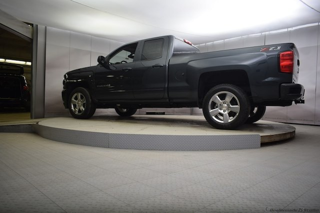 2018 Silverado 1500 Double Cab 4x4,  Pickup #C181173 - photo 24