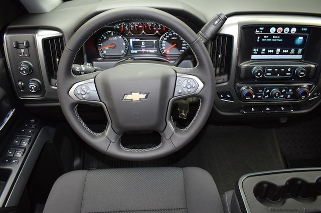 2018 Silverado 1500 Double Cab 4x4,  Pickup #C181173 - photo 6